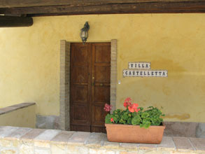 Apartment Villa Castelletta - Holiday Villa in Le Marche